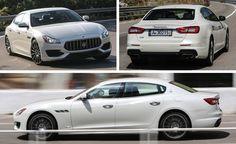 2017 Maserati-Quattroporte GTS