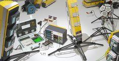 ArtStation - Monarch Solutions time tech devices, Ville Assinen