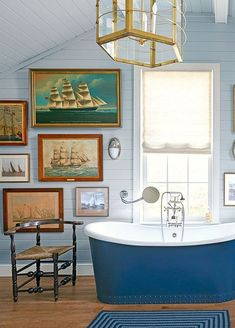 52 Beautiful Coastal Living Room Decor Ideas Improve Your Home, Interior decoration can work wonders for any space. Whether you are searching for home decor to present yo. Home Design, Diy Design, Home Interior Design, Interior Ideas, Bath Design, Modern Design, Design Seeds, Best Bathroom Designs, Bathroom Ideas
