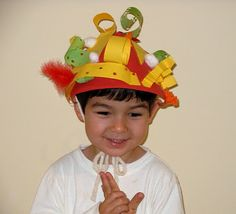 I just love this! A variation on a lesson I already do - making them into hats will give this lesson the 'oomph' it needs!