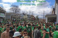 """The Best College St. Patrick's Day Parties in the U.S. 