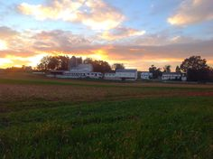Mt. Pleasant Rd. - Eden Twp. - Southern Lancaster County - Oct. 2014