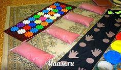 массажный коврик для ног своими руками - Поиск в Google
