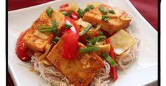 Sauté de tofu aux cinq épices | Full vedge - Recettes végétariennes et gourmandes!