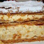ΓΛΥΚΑ Archives - Page 18 of 33 - igastronomie. Greek Sweets, Greek Desserts, Ice Cream Desserts, Party Desserts, Greek Recipes, Chocolate Fudge Frosting, Chocolate Sweets, Greek Cookies, Sweet Pastries