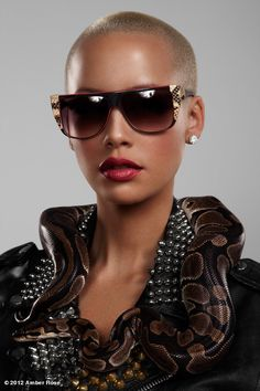 The Trouser Snake Project - Amber Rose