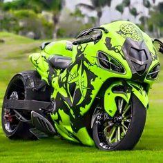 Garv's Mean Machine - www.facebook.com/GarvsMeanMachine