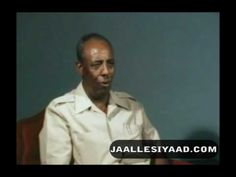 Interview with former Somali President Siad Barre - 1978