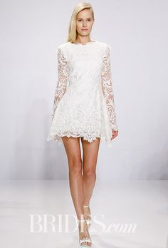 Brides: Christian Siriano for Kleinfeld Wedding Dresses - Spring 2017 - Bridal Fashion Week