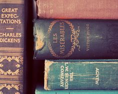 Still Life Photography, Vintage Books Photo, Home Decor, Bedroom, Office, Nursery, Classic Books Print, Abstract, Warm Colors