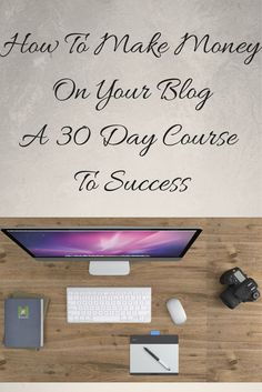 This is one of the best courses out there that I have found. It full of so much knowledge and it will take you to the next level on your blogging adventure.