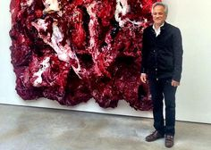 Anish Kapoor at the Lisson Gallery 24 March 2015
