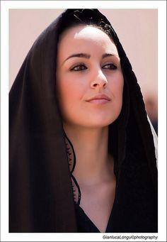 Ritratto di Donna by Gianluca Longu, via Flickr  #Sardinia #Italy