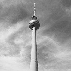 silbck.vsco.co | VSCO Grid Fernsehturm, Berlin