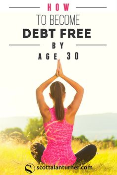 You can achieve financial freedom by becoming debt free by These 10 easy tips help you get organized and focused. is a great motivator! Finance Blog, Get Out Of Debt, Financial Tips, Debt Payoff, Debt Free, Student Loans, Credit Score, Saving Tips, Getting Organized