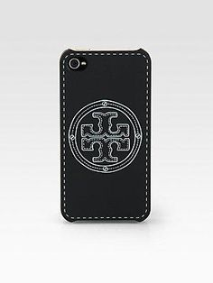 WANT! Tory Burch iPhone case!