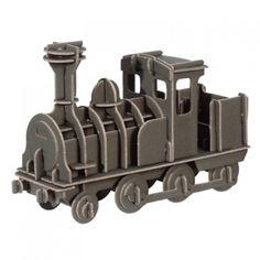 3D Puzzle Train