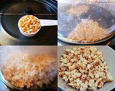oneConcept - Retro Popcorn Maker  Popcorn selber machen? Es geht einfach, schnell und schmeckt klasse. Ob süß oder salzig - bestimmt man selbst!