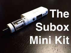 The Kanger Subox Mini Starter Kit - Review!