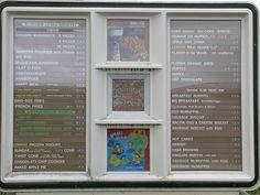 mcdonalds menu with prices on pinterest mcdonalds