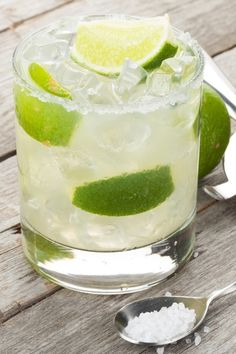 This is a lighter version of a margarita for Cinco de Mayo - you can't miss!
