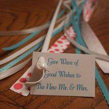 **DIY WEDDING WANDS** - Project Wedding