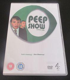 Peep Show Series 1 Complete (DVD) #ebay