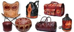 Leather Products, Lakhala   Arts and Crafts of Sri Lanka