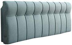 Bed Headboard Design, Cushion Headboard, Bedroom Bed Design, Bedroom Furniture Design, Headboards For Beds, Bed Furniture, Leather Headboard, Leather Bed, Bed Headrest
