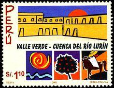 carlopeto's Stamps - PERU 2001