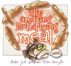 The Amazing Multiplying Meal Jesus Feeds 5000