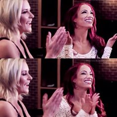 Loved watching her on #Unfiltered! ❤️ I'll post more screen caps later. :) #sashabanks #reneeyoung