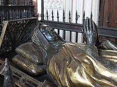 The Tomb of Henry's Grandmother, Margaret Beaufort
