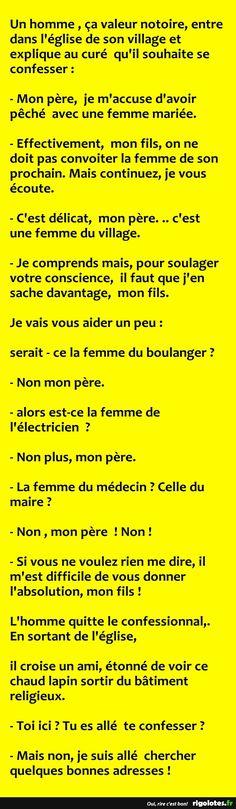 Un homme... - RIGOLOTES.fr