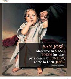 Catholic Religious Education, Catholic Saints, Prayer Scriptures, Bible Verses, Jesus Christ Images, Strong Faith, God Loves Me, St Joseph, God Jesus