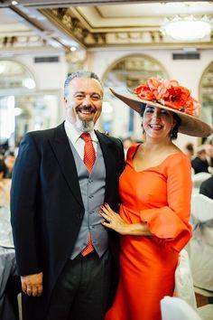 La boda de Leonor y Juan