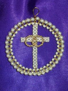 Image result for Chrismons Made with Beads