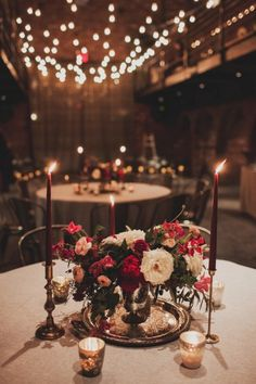 """wedding-scrap-book: """"Featured by Style Me Pretty (Ro from Les Loups) Styled and Designed by Firefly Events Floral Design by Poppies and Posies The Foundry Long Island City, New York """""""