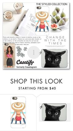 """""""Casetify 9"""" by mery66 ❤ liked on Polyvore featuring Casetify and casetfy"""