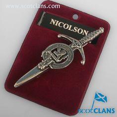 Nicolson Clan Crest