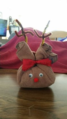 Norwex body cloth reindeer