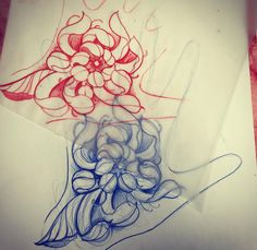 #illustration #neotraditionel #neotraditional #neo #traditionel #traditional #draw #drawing #tattoo #ink #tattooed #inked #sketch #sketches #men #man #flowers #animals #roses chrysanthemum
