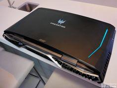 Predator 21 X : 21 pouces incurvé, deux GTX 1080, 8kg, on a pris en main le monstre Acer - Le Journal du Geek