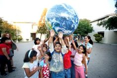 Children in Mexico proving that children really do keep the world going!