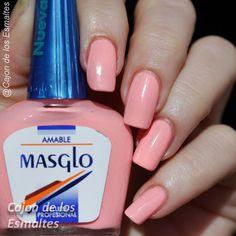 Masglo Amable - Sombra Nail Polish, Dragon, Vogue, Nail Art, Color, Chanel Handbags, Clothing, Girls Hairdos, Polish Nails