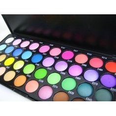 #Shany #Professional Makeup Kit, 78 #Color       Vibrant colours, low price, great value       http://amzn.to/H9FfHC
