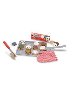 Award Winning Slice and Bake Cookie Set by Melissa & Doug at Gilt