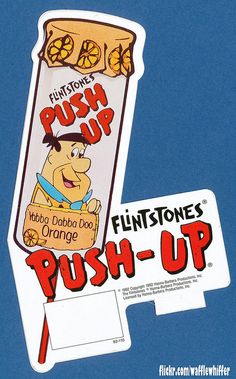 Flintstones Push-Ups