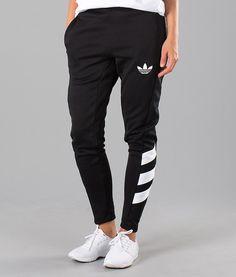 Adidas Originals Trefoil FC Unisex Byxa Black