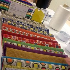 popping with color @Designtex_Inc #scscertified gold #neoconography @ The Merchandise Mart
